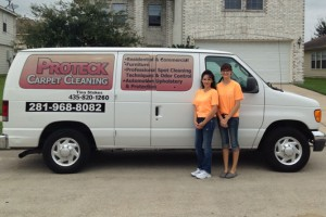 Cleaner's Spotlight: Proteck Carpet Cleaning
