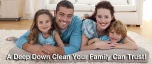 Steam Carpet Cleaning Service Kansas City