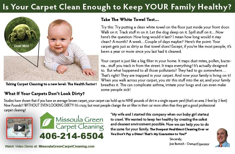 Print Advertising For Carpet Cleaners: My Experience And Conclusion1