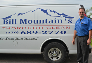 Mountain Focus' On Tile Cleaning in Scranton PA