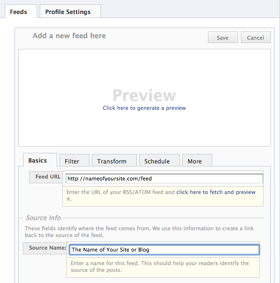 How To Auto Post From WordPress To Your Facebook Page5