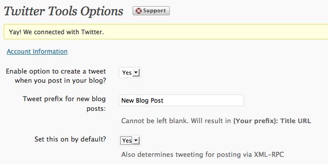 How To Auto Post From WordPress To Your Twitter Account