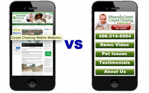 US Clean In Overland Park Capitalizes On Mobile Sites